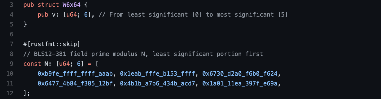 This is the first blog post in a new code-centric series about selected optimizations found in pairing-based cryptography. Pairing operations are foun